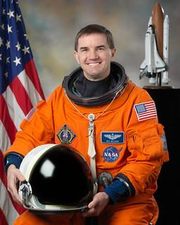 Astronaut Rex J. Walheim, STS-135 mission specialist, NASA photo (11 February 2011) 9394230382_56be4a804c_n.jpg