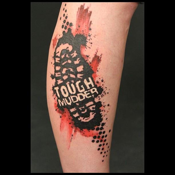 Mudding tattoos