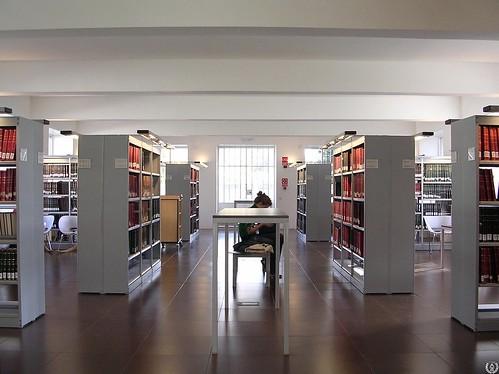 Untitle5 instalaciones de biblioteca ets arquitectura - Ets arquitectura madrid ...