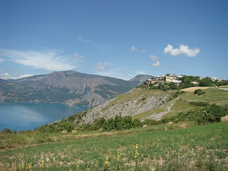 062 Lac de Serre Poncon
