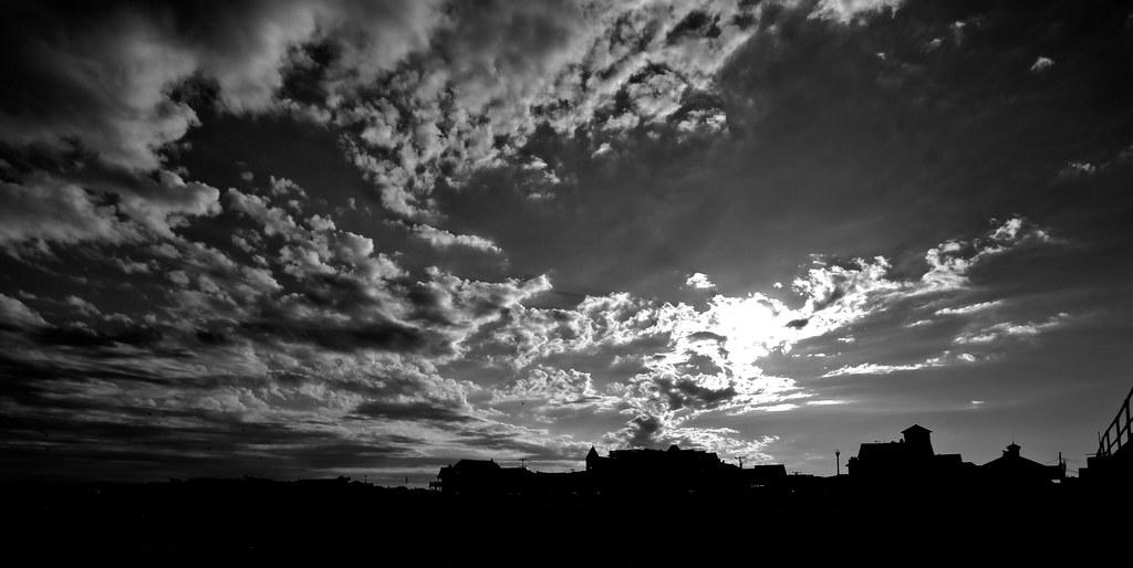 High Contrast Sky