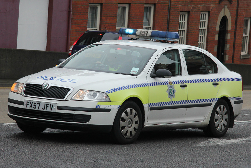 Lincolnshire Police Skoda Octavia Incident Response Vehicl Flickr