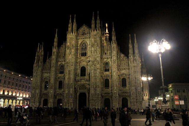 Milán en Italia