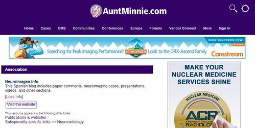 aunt minnie link