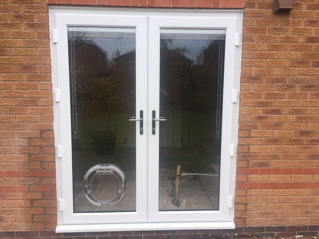 Upvc French Doors White Synseal Legend 70 French Doors A Flickr