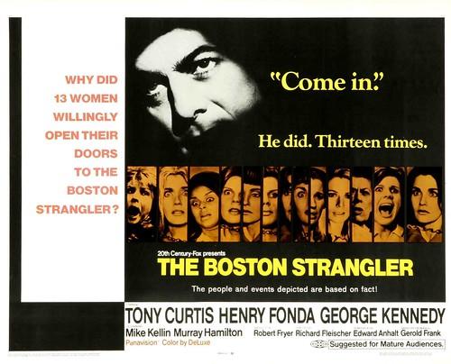 The Boston Strangler - Poster 1
