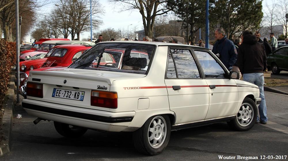 renault 9 turbo 1985 30ème salon des belles champenoises d flickr