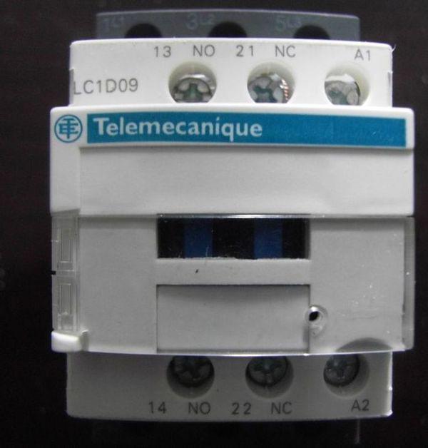 telemecanique contactor LC1D09 | www ele-b2b com/contactor-s