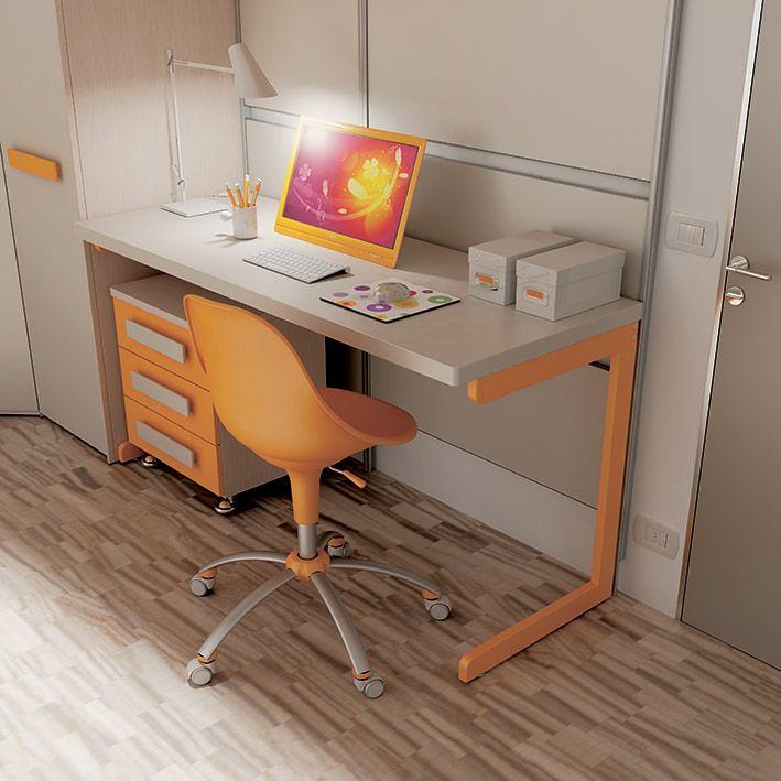 Moretti Compact - KC19 KIDS - Piano scrivania SR11 e sedia… | Flickr