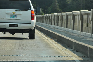 Coos Bay Bridge conditions | by BikePortland.org