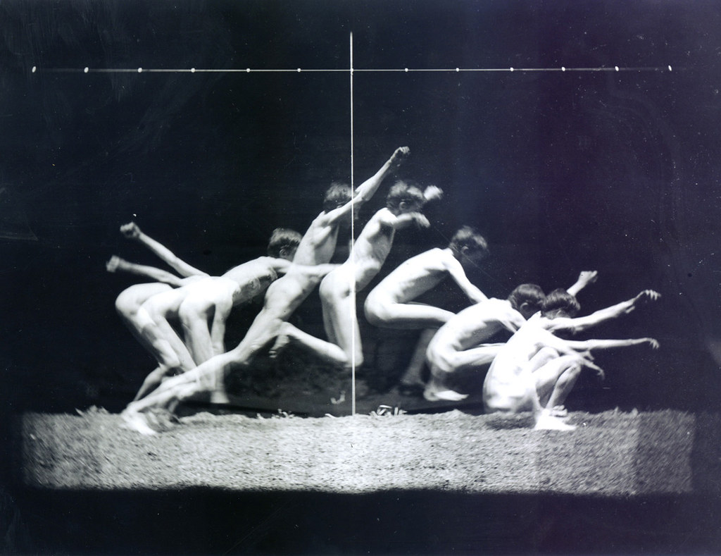 History Of A Jump 1885 Using Stop Motion Photography Pioneered