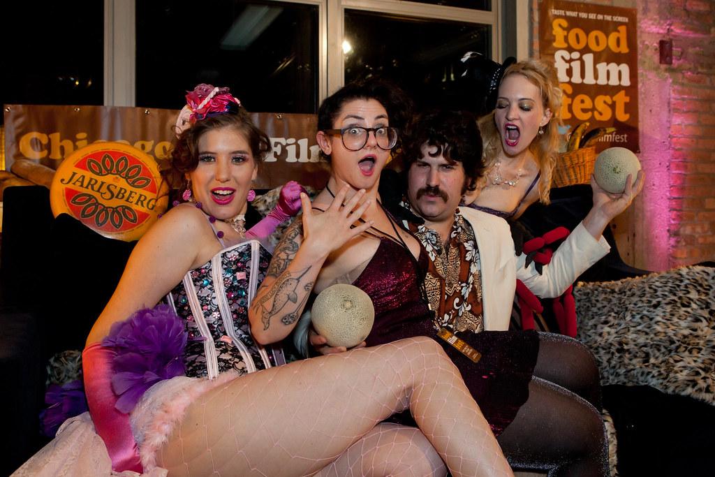 Chicago party pix porn