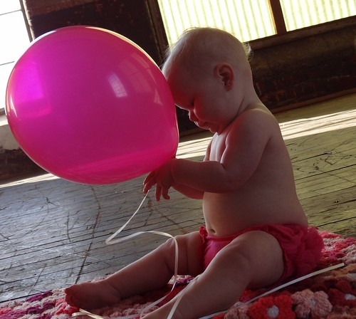 Emma Rose Loves Balloons | by ShanMcG213
