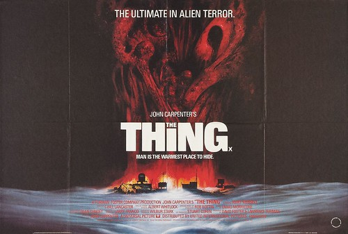 The Thing - 1982 - Poster 3
