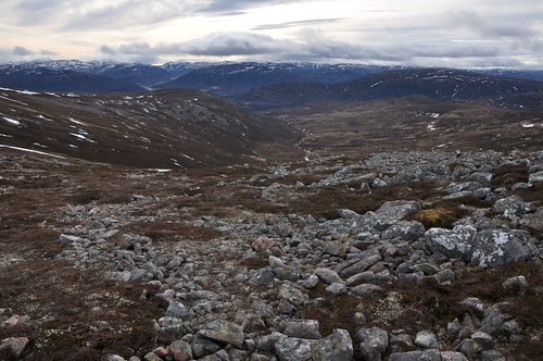 GlenShee from Creag an Dail Bheag | by Paul Sammonds
