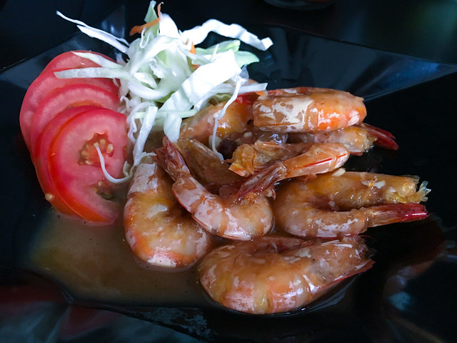 Soi 55 Thai Food - Fried Prawns