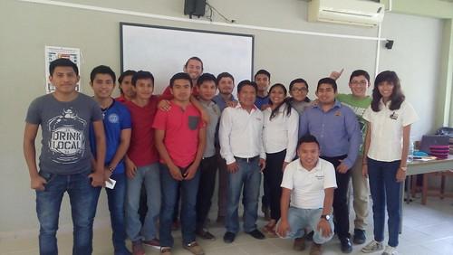 Participación de profesores en la XI Jornada de Ingeniería Industrial del ITSVA