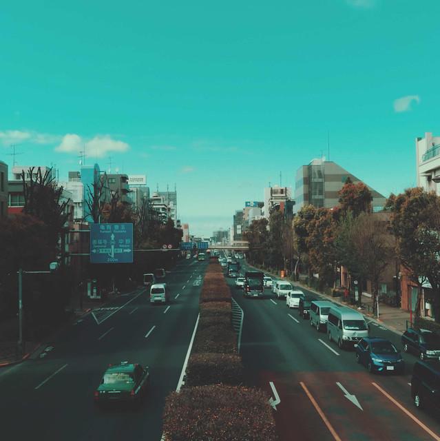 Kannana-dori street