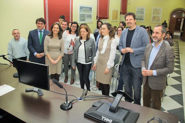 """Clausura Curso """"Emprendimiento y Especificidad"""" (6 de marzo de 2017)"""