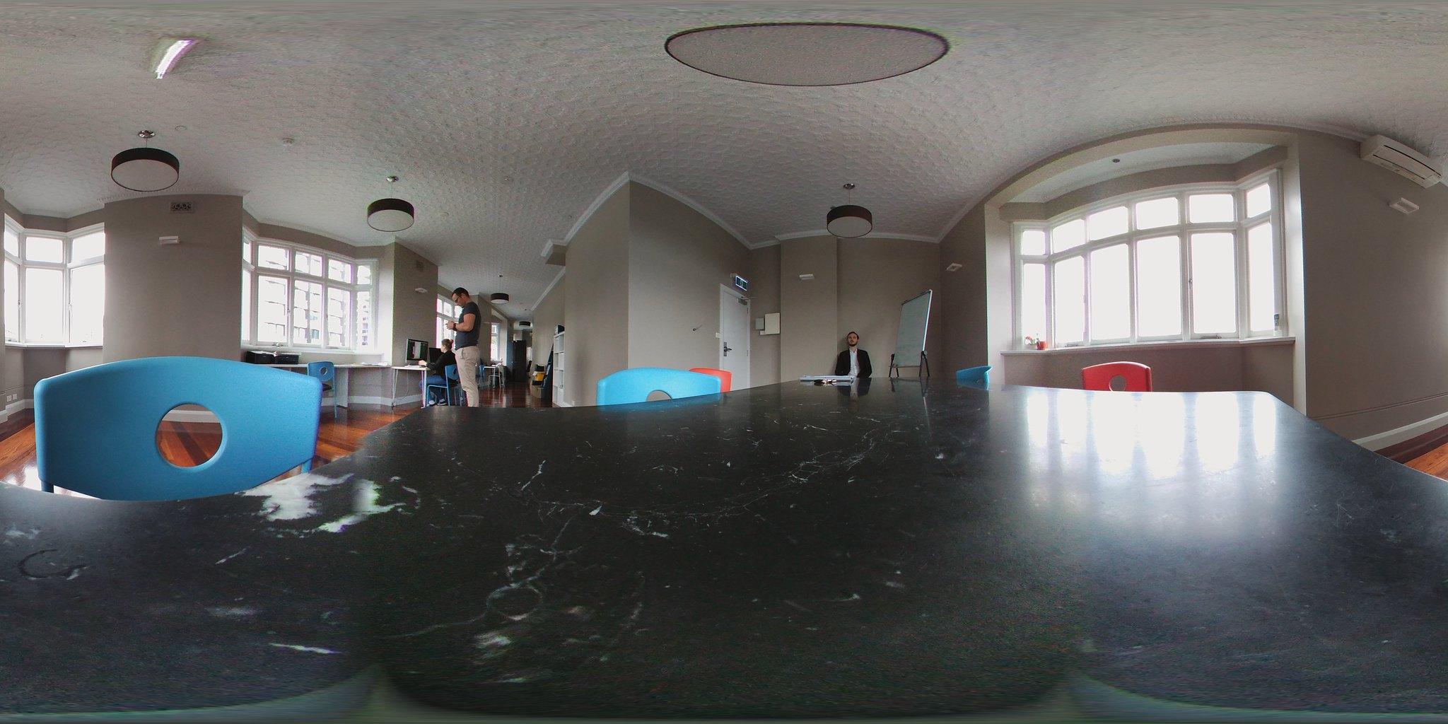 GradAustralia Office - Board Room
