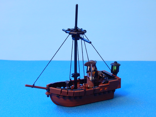 Jack Sparrow's Dinghy