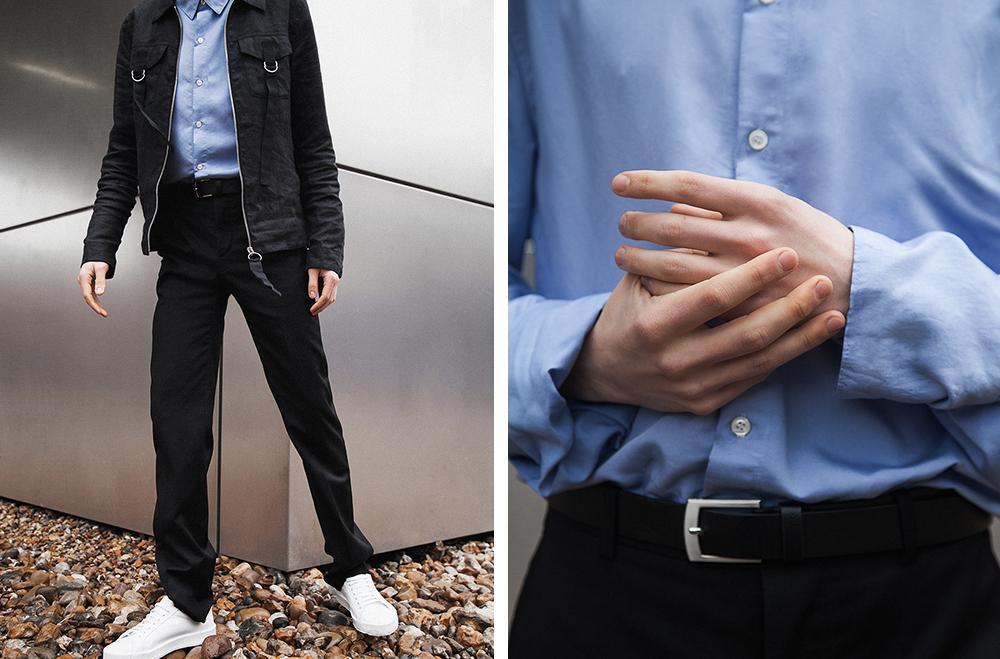 MikkoPuttonen_FashionBlogger_London_13Month_RiverIsland_TDTProducts_EDITIONSMR_JILSANDER_minimal_Sneakers_Zalando22_web