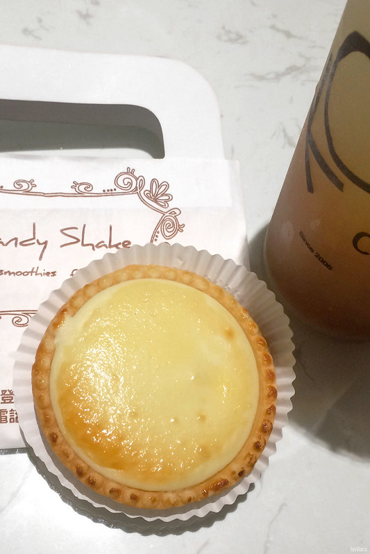 lavlilacs Hong Kong Mongkok Candy Shake Cheese Tart