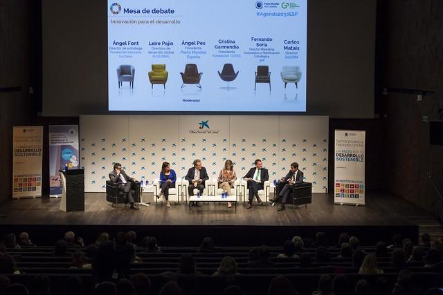 """Jornada """"La Agenda del Desarrollo Sostenible en España"""""""