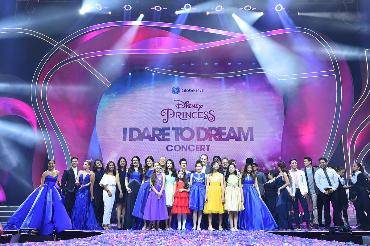Globe Disney Princess: I Dare to Dream