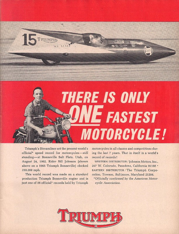 Triumph 1965
