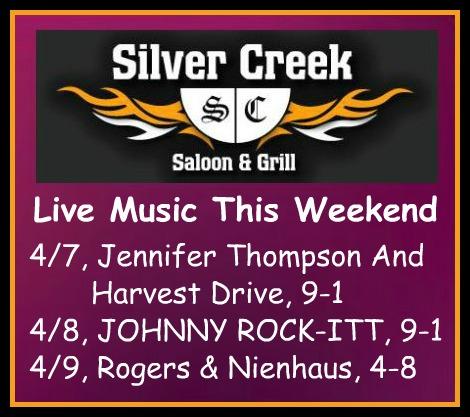 Silver Creek Poster 4-7-17