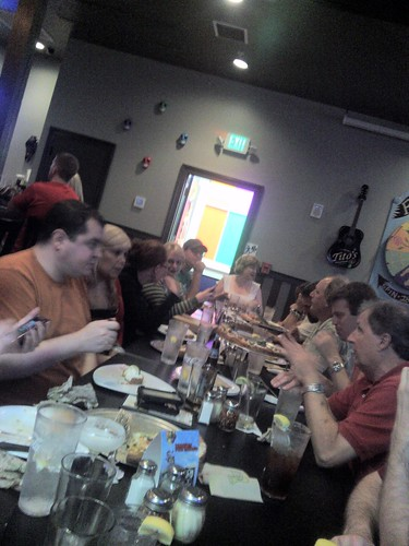 The Last Supper Dinner Club - 3rd Tuesday in July, 2013 | by ricky-125