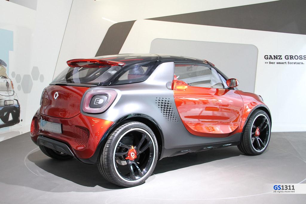 2012 Smart Forstars Concept Smart Automobile Is An Automot Flickr