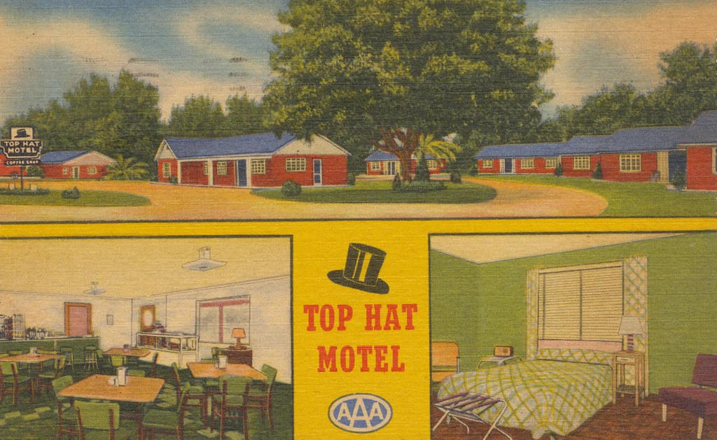 Top Hat Motel and Coffee Shop - Cordele, Georgia