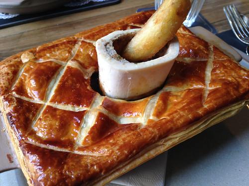 Scran & Scallie Steak Pie with Chips!   Scran & Scallie ...