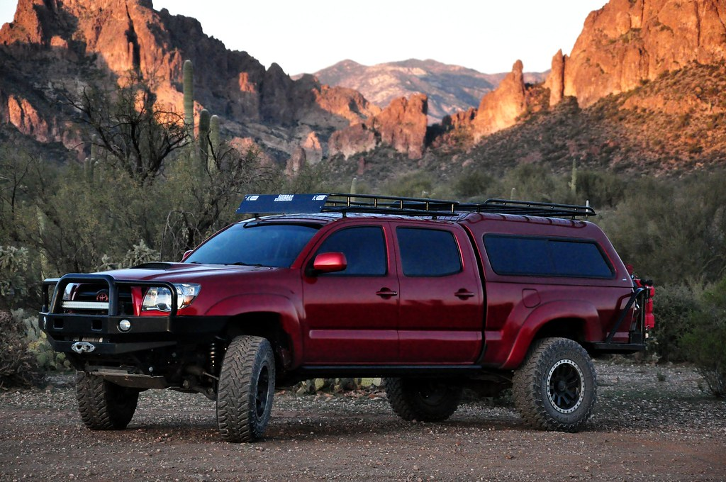 ... Toyota Tacoma Roof Rack | By Fangars