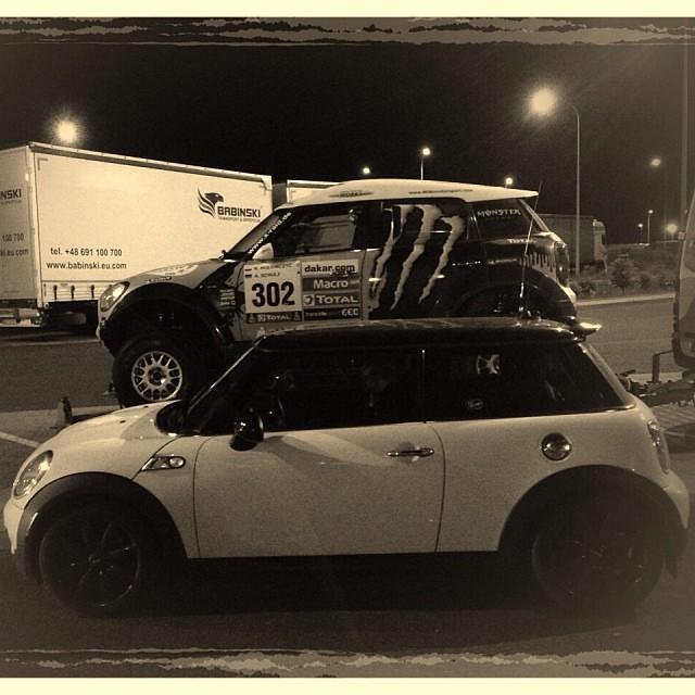 Zoyowizna MCS Vs Mini Monster Dakar Cooper S