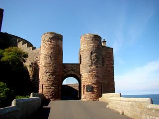 169 Bamburgh Castle