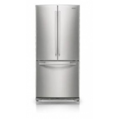 Samsung rf197acrs 17 8 cu ft stainless steel counter dep for 17 cu ft french door refrigerator