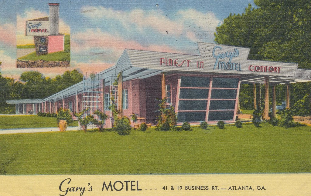 Gary's Motel - Atlanta, Georgia