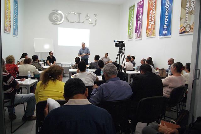 6 Marzo 2017. Capacitación a Consejos sociales para Foros de Consulta Pública.