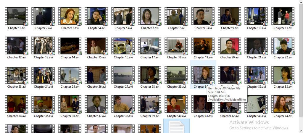 Video học tiếng Nhật – VCD Minna no nihongo