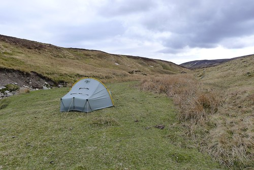 Camping by the Allt Mor | by Nick Bramhall