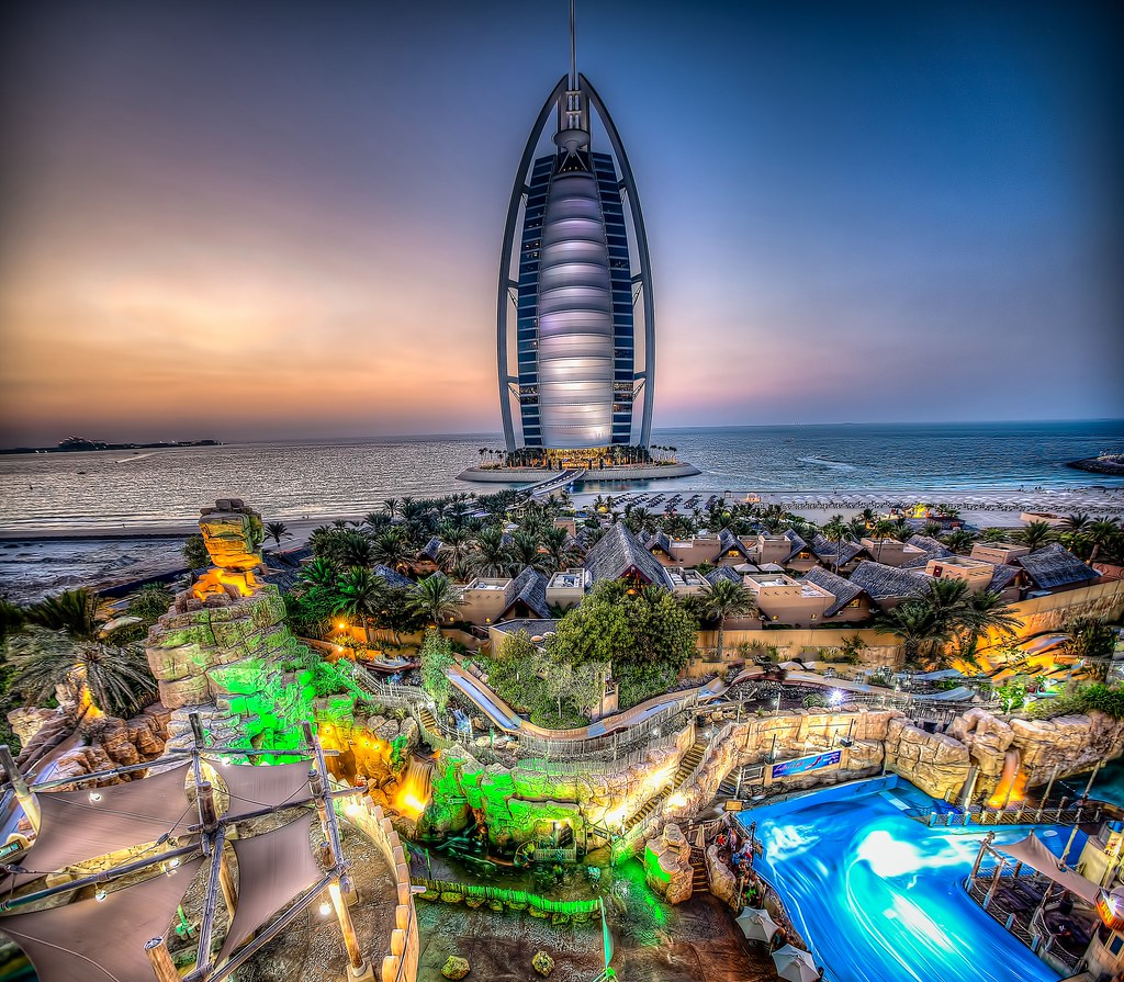 burj al arab hd | i spent a total of 4 hours to come up with… | flickr