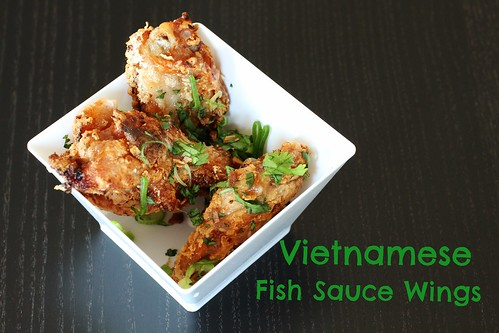 Vietnamese fish sauce wings title pic jessica and lon for Vietnamese fish sauce