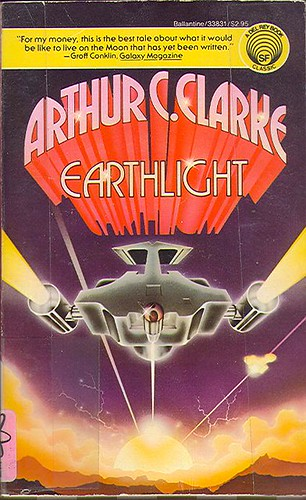 Clarke, Arthur C. - Earthlight (1986 PB)