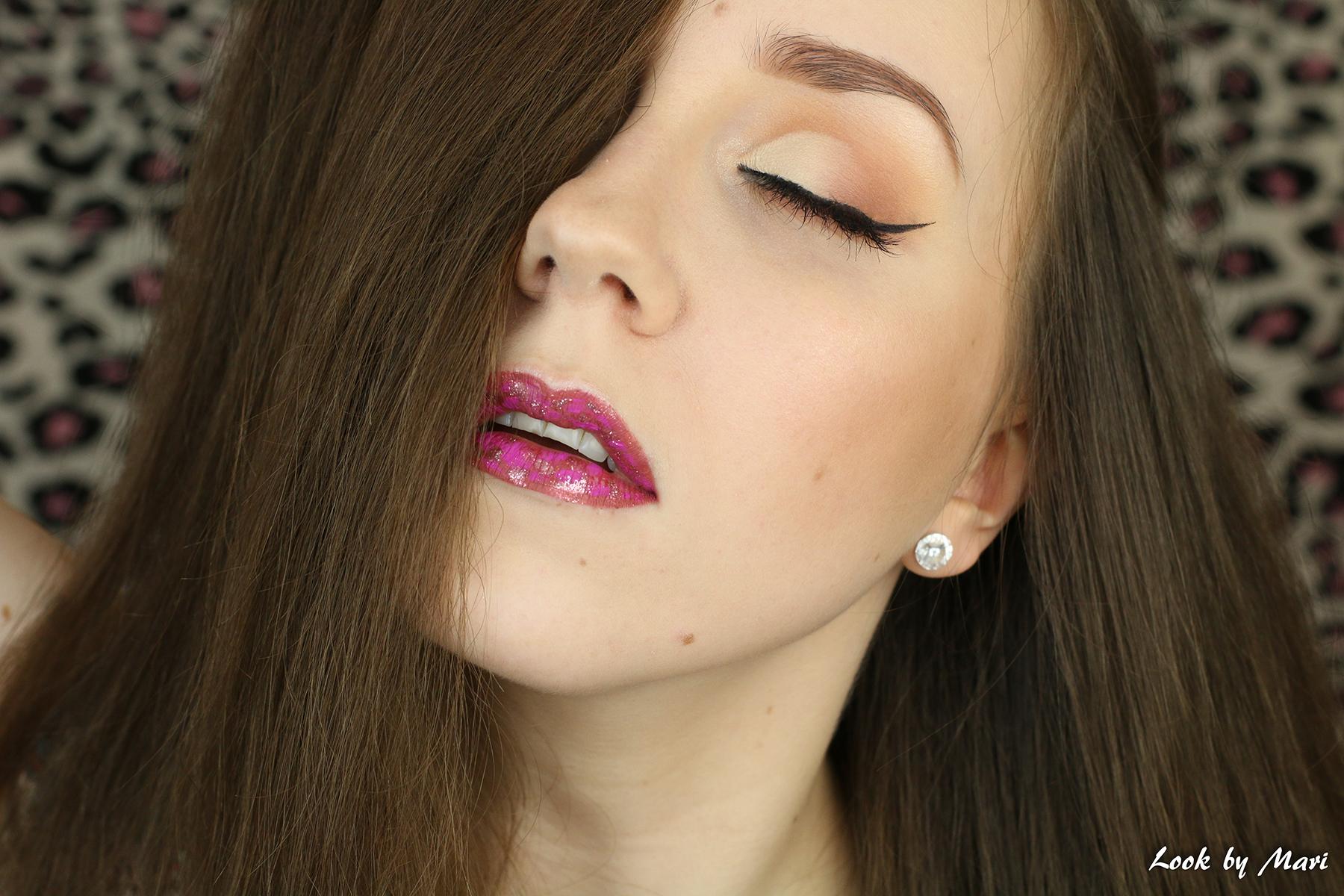 4 artistic makeup pictures huulimeikki