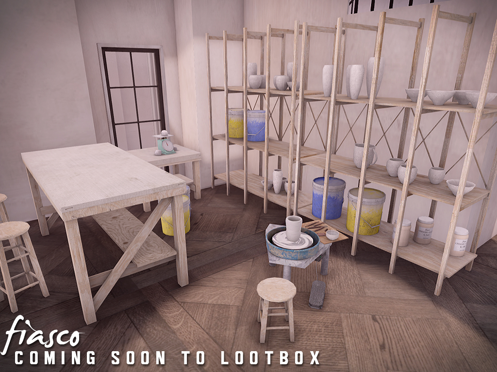 WIP for Lootbox