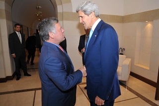 Secretary Kerry Meets With King Abdullah II | by U.S. Department of State