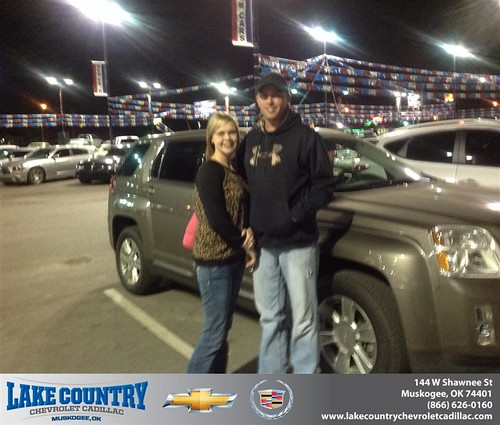 Mcdonald Chevrolet Buick Gmc In Taber: Thank You To Ashley Mcdonald On Your New 2011 #Gmc #Terrai